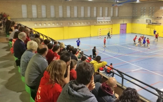 Bon partit a Can Jofresa, on reben a La Roca B