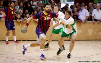Karabatic va debutar a Bordils